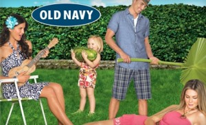 $20 of Old Navy for $10