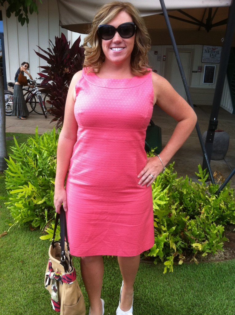 September 5, 2011 Ann Taylor Loft Dress