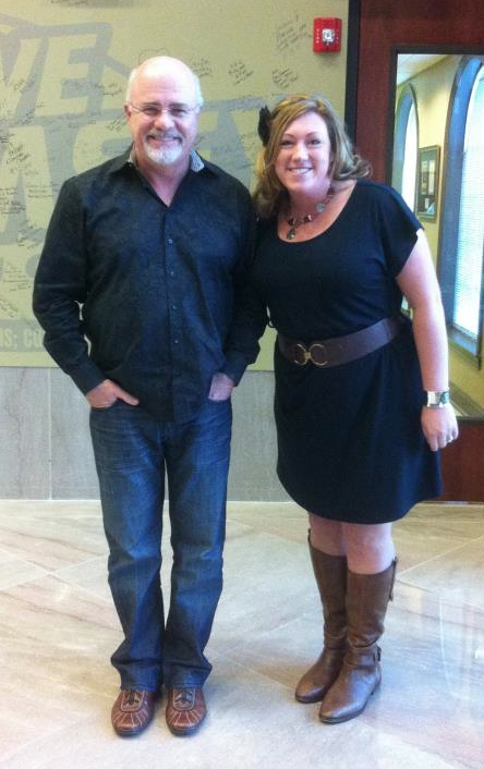 Flabby Fashionista and Dave Ramsey