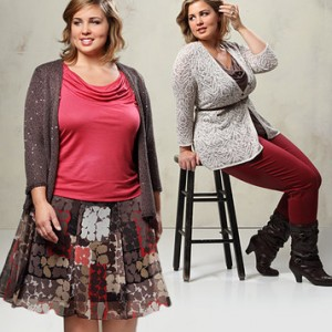 Plus Size Fashion Sale at Zulily
