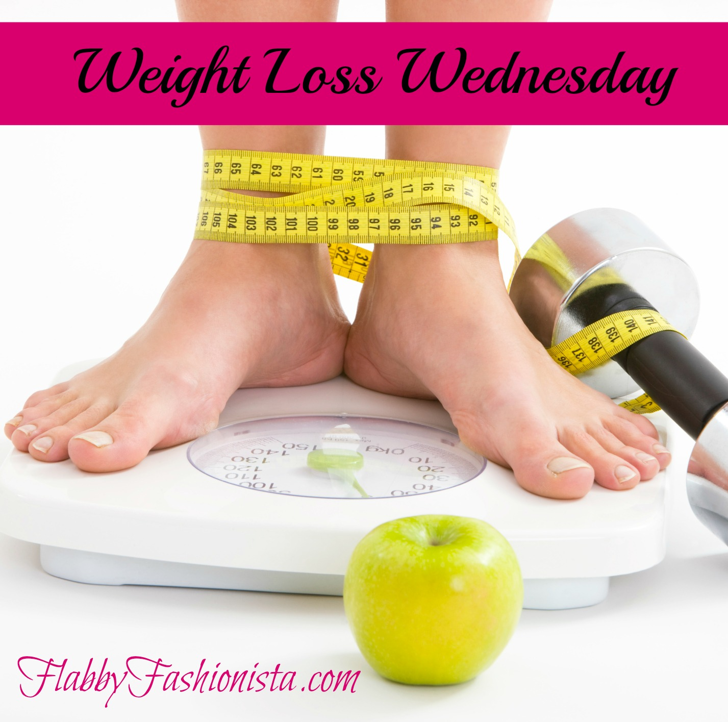 Weight Loss Wednesday:  July 11, 2018
