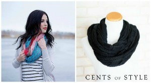 Cents of Style: 2 Scarves for $11.95 Shipped