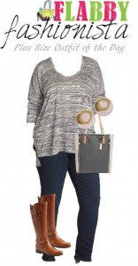 Plus Size Outfit of the Day – Casual and Comfy