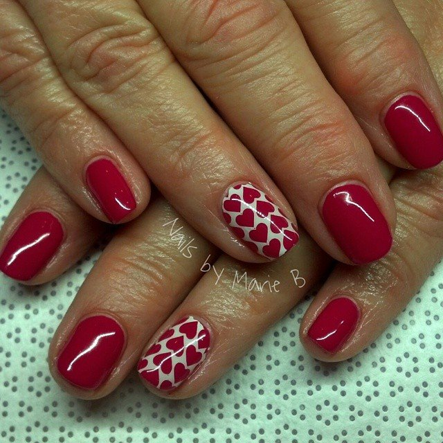 Nails By Marie with Messy Mansion