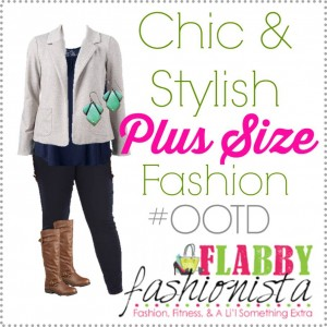 Plus Size Outfit of the Day – Business Casual