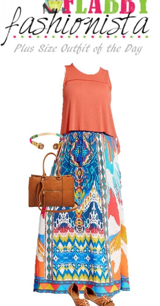Plus Size Outfit of the Day – Festival Wear