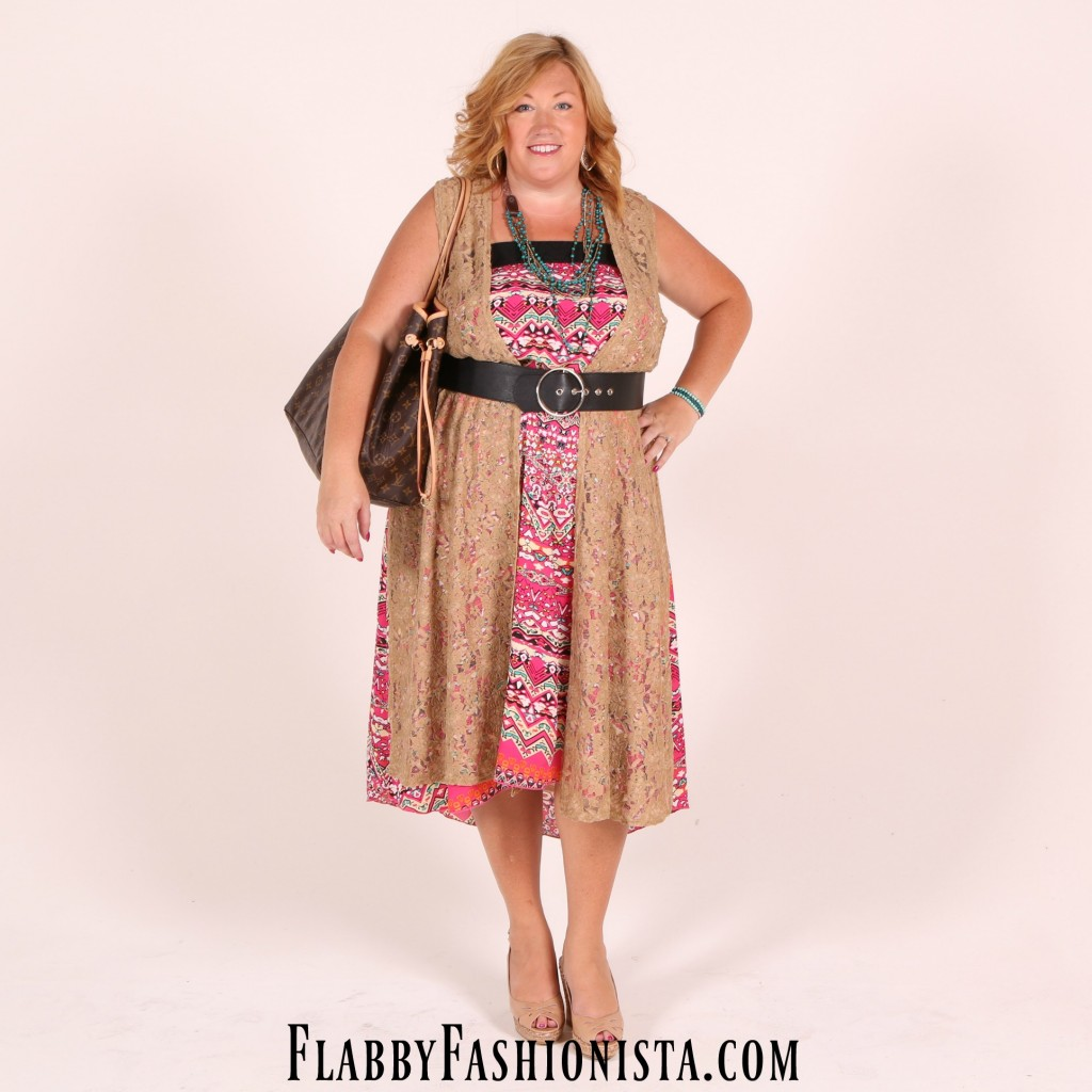 I absolutely love the feminine silhouette of the LuLaRoe Lucy Skirt! It is beautiful as a skirt and also beautiful as a dress! I love it paired with a LuLaRoe Joy!