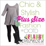 Plus Size Fashion Outfit of the Day August 18, 2016