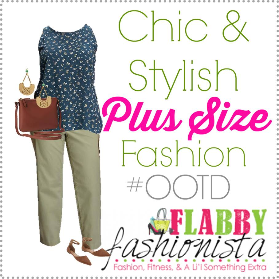 Plus Size Outfit of the Day August 16, 2016