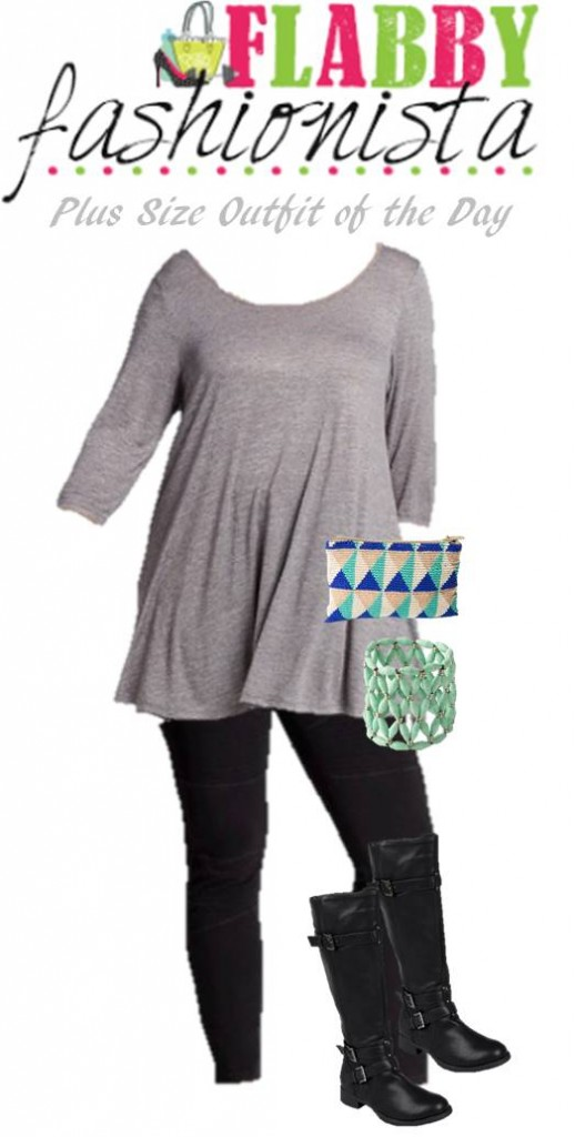 Plus Size Outfit of the Day August 18, 2016