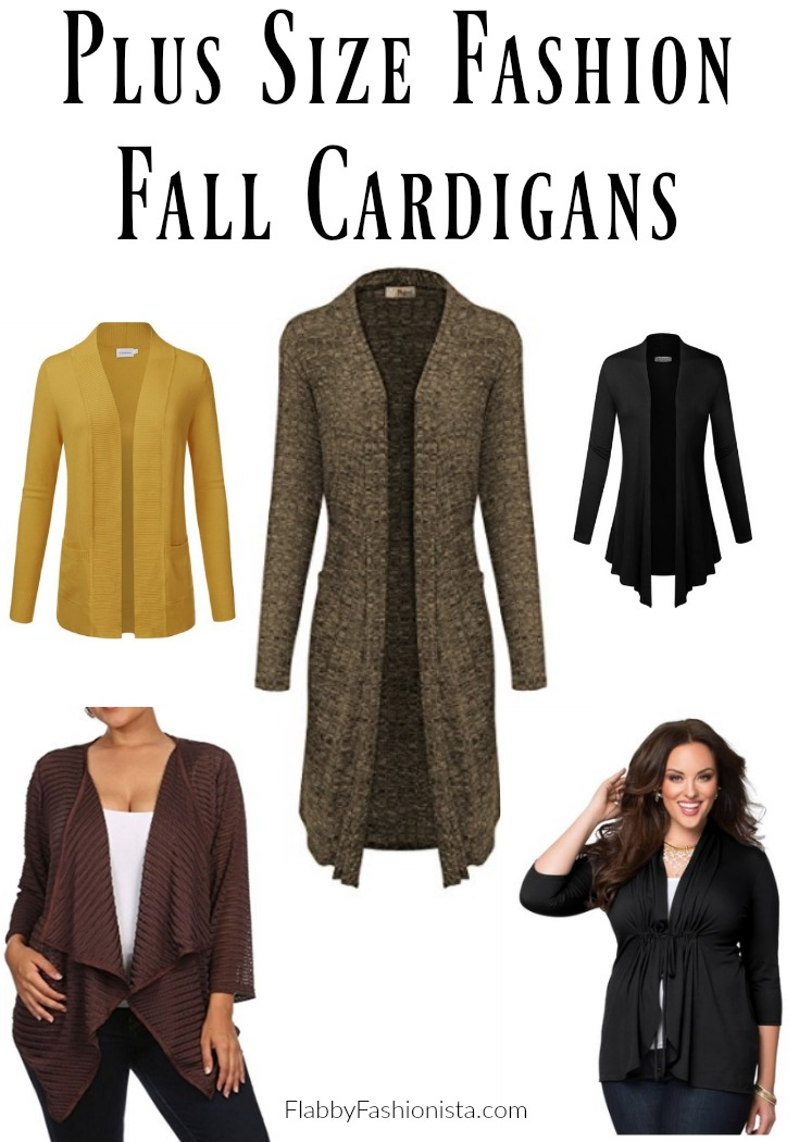 Best Plus Size Cardigans for Fall: Perfect Wardrobe ...