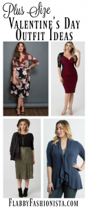 Plus Size Valentine Day Outfits Women Will Feel Great In
