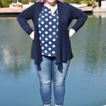 Stitch Fix Plus Size Jeans and Tops
