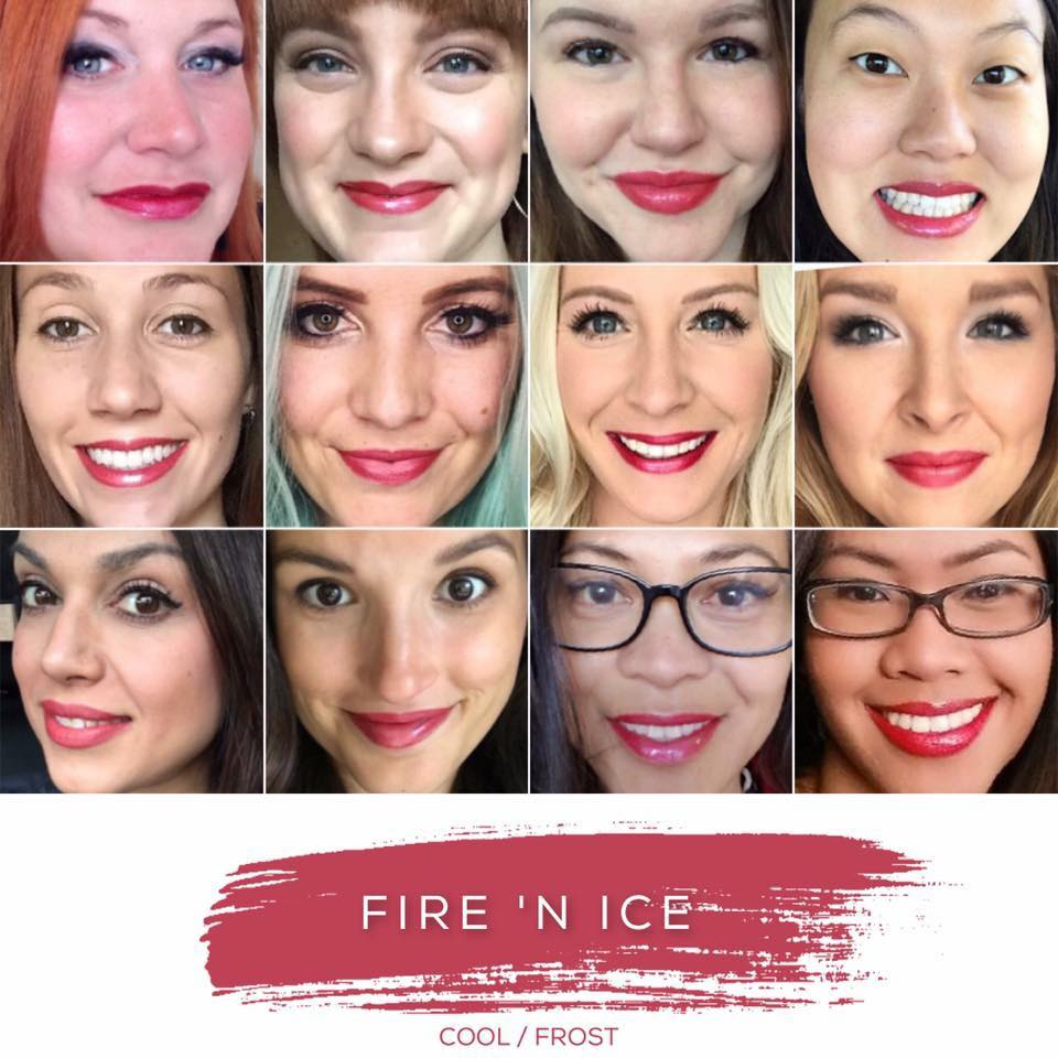 Fire N Ice Lipsense