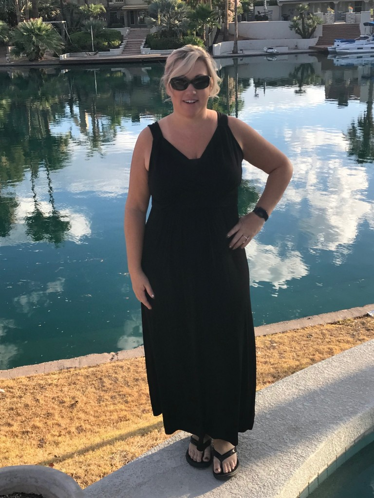 Stitch Fix Black Maxi