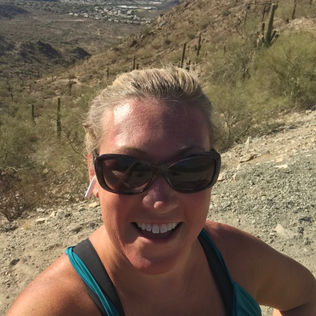 Hiking at Telegraph Pass June 27, 2018