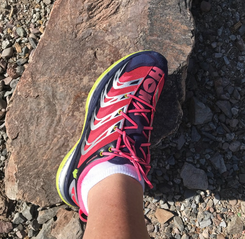 Hoka One One Speedgoat Running Shoe