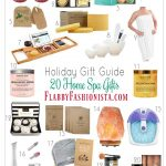 Spa Gifts: Fun Home Spa Gift Ideas