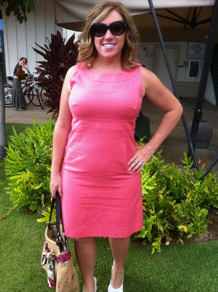 September 5, 2011 Ann Taylor Loft Dress