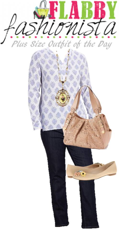 7197ed64a73 OOTD Archives - Flabby Fashionista - Plus Size Fashion Blog