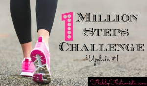 1 Million Steps Before Summer Challenge – Update #1