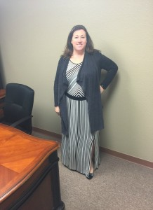 Dressember: Day 7 {Plus Sized Outfit of the Day}