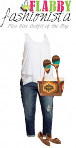 Plus Size Outfit of the Day – All About the Handbag