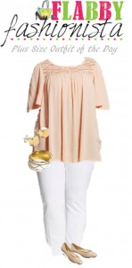 Plus Size Outfit of the Day – Simply Feminine