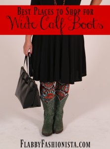 Wide Calf Boots: Best Places to Find Wide Calf Boots for Plus Size Women