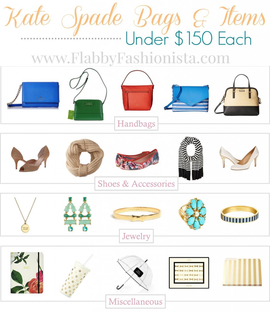 Kate Spade Bags and Accessories Under $150 Each