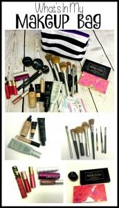 What's In My MakeUp Bag {October}