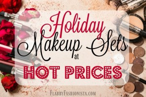 Holiday Makeup Sets At HOT Prices