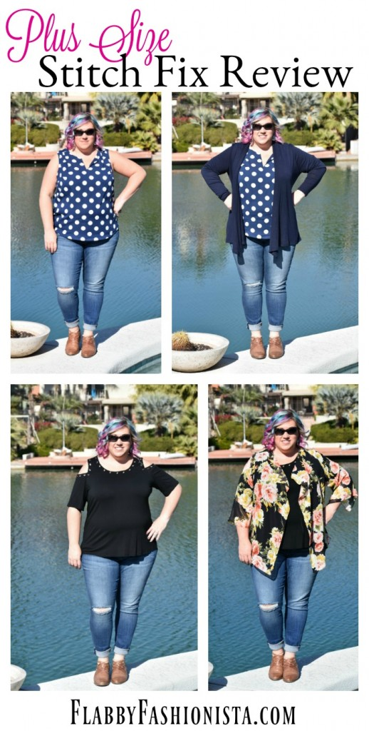 Stitch Fix Plus Size Review from FlabbyFashionista.com