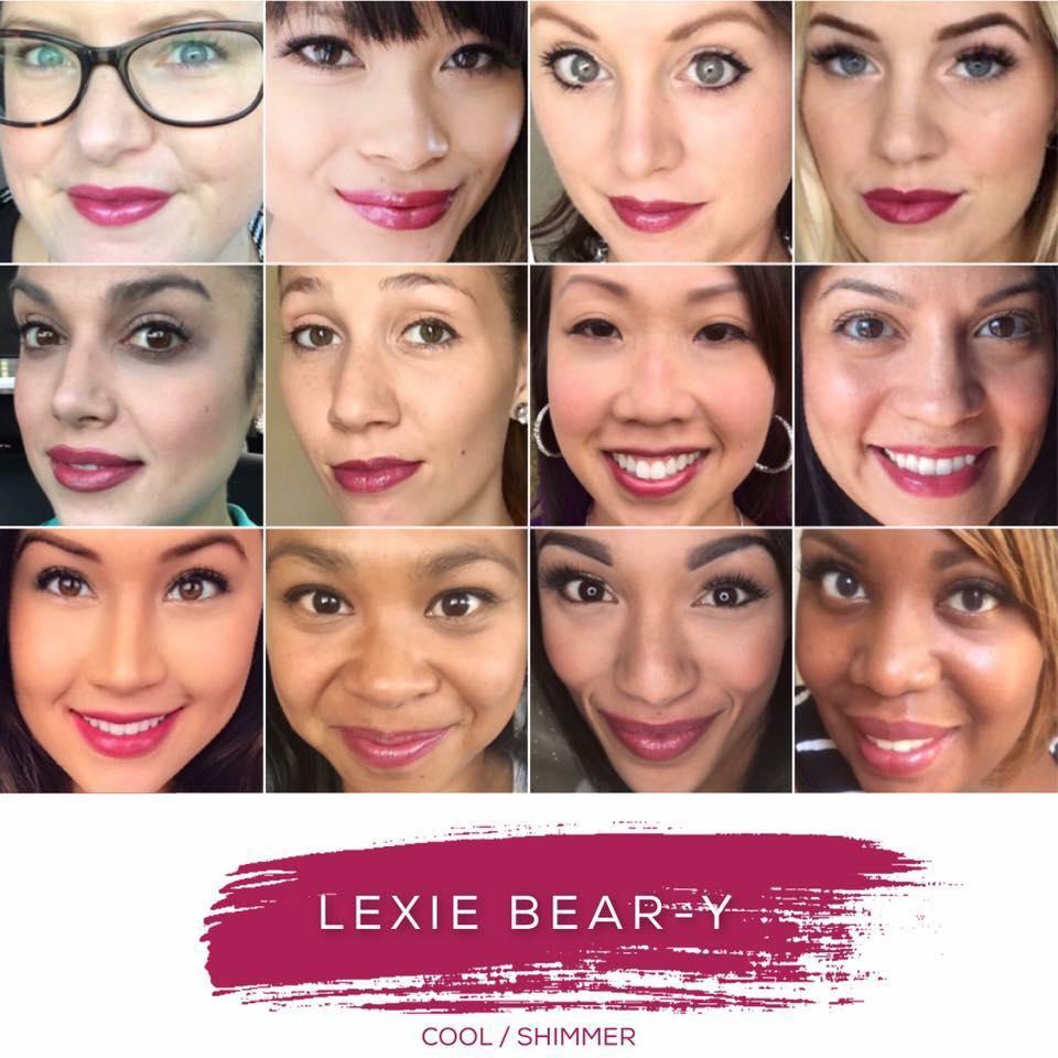 Lexie Bear-y Lipsense