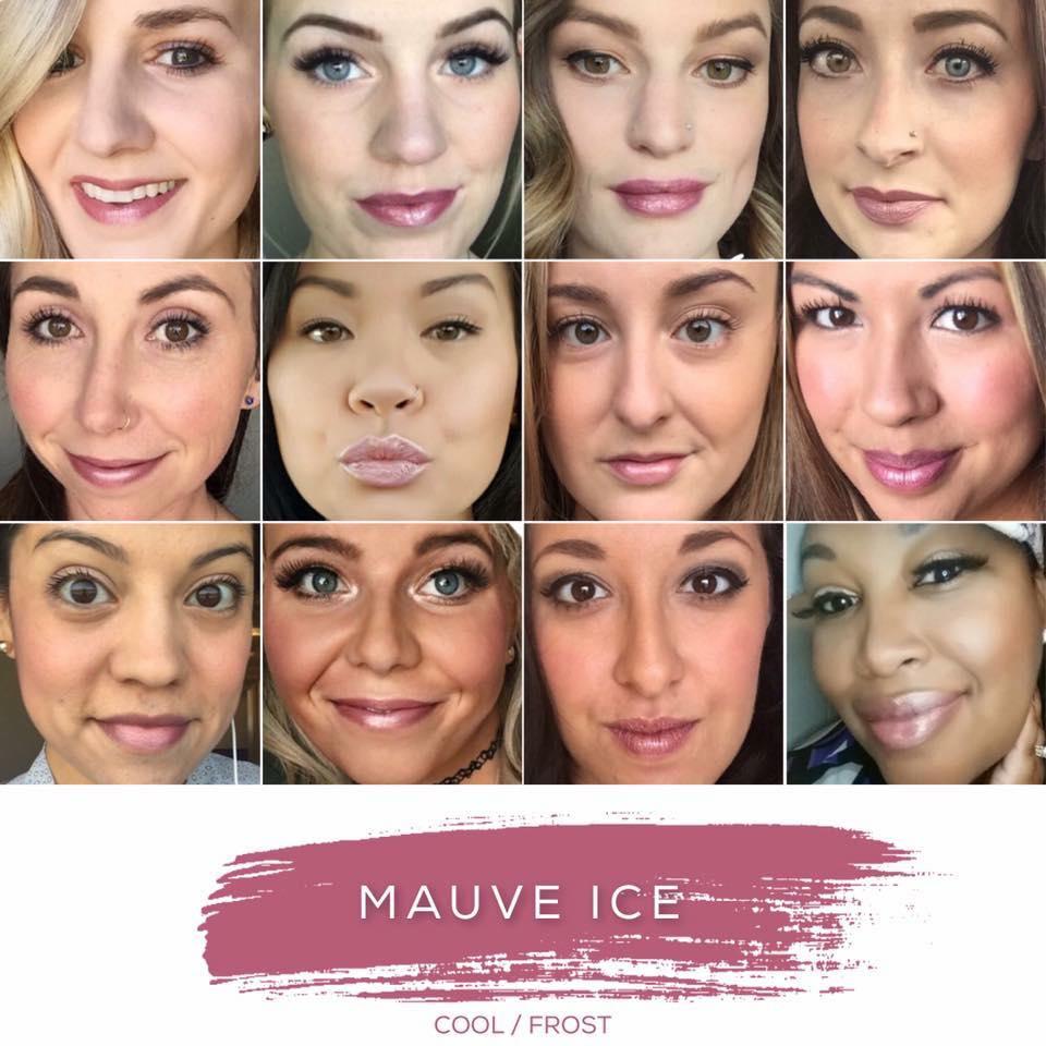 Mauve Ice Lipsesne