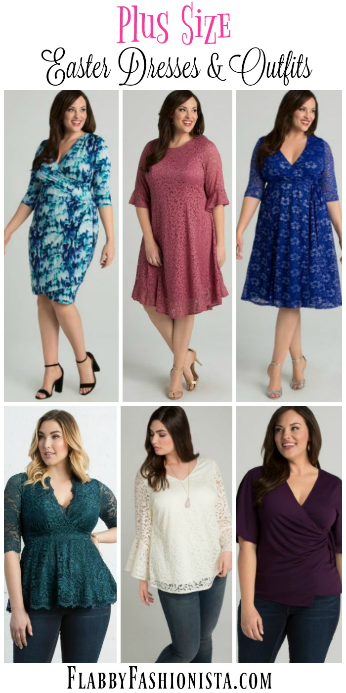 Plus Size Easter Dresses & Plus Size Easter Outfits