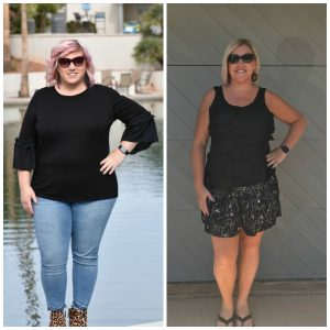 Weight Loss Wednesday: August 8, 2018
