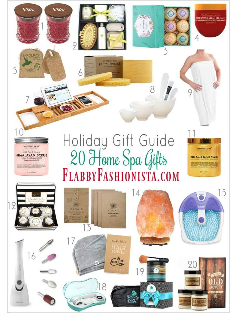Spa Gifts Fun Home Spa Gift Ideas That Are Sure To Pamper