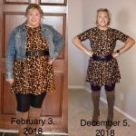 Weight Loss Wednesday:  December 5, 2018