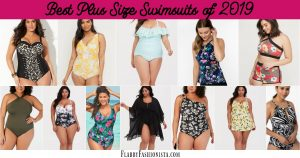 Plus Size Swimwear: 2019 Best Plus Size Swimsuits