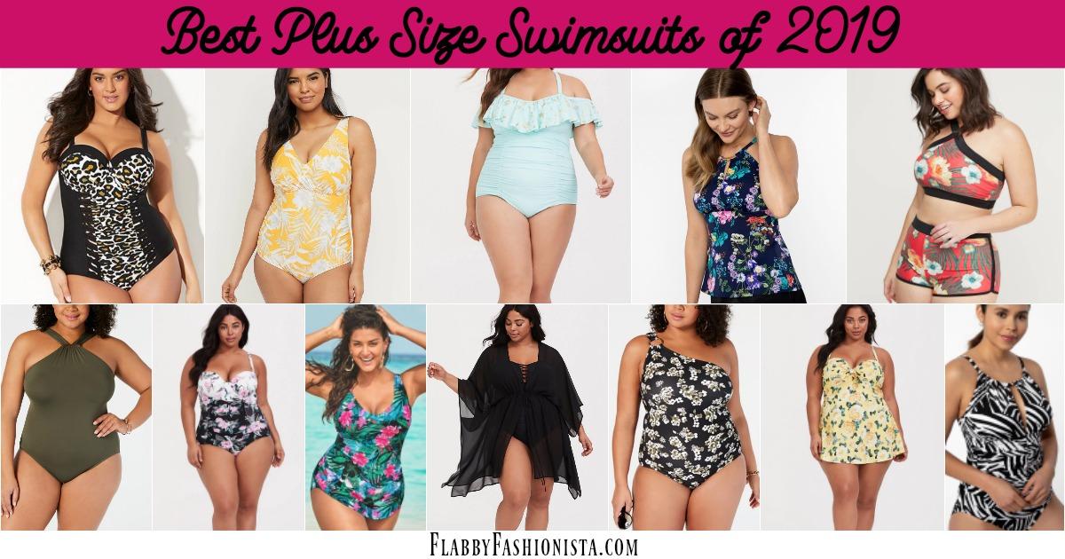 d000d9349d7ba Plus Size Swimwear: 2019 Best Plus Size Swimsuits - Flabby ...