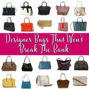 Designer Handbags For Sale: Under $200 Each